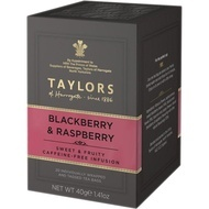 Ceai de mure si zmeura Taylors of Harrogate 20 pliculete a cate 2g