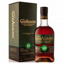 GlenAllachie 10 yo Cask Strenght Batch 5, Whisky 55.9 %, 700 ml