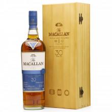 Macallan 30 yo, Triple Cask Matured, 43%, 700 ml
