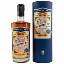 MacNairs Exploration 15 yo Rum, Panama (Billy Walker Glenallachie), 46%, 700 ml