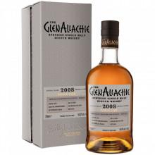 Single Malt Single Cask (2008), Whisky GlenAllachie 12 years old 56%, 700 ml
