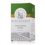 Vin alb demisec Sauvignon Blanc BIB 13 % - 2000 ml