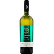 Vin alb sec Domeniul Bogdan Selection Riesling Italico 12,5% - 750 ml