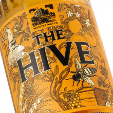 Wemyss Malts The Hive Front Label