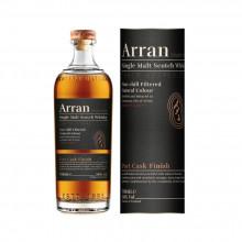 Whisky Arran Port Finish, cutie cadou 50%, 700 ml