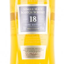 Glengrant 18 Bottle front