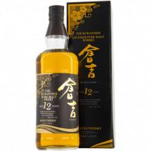 Whisky japonez The Kurayoshi Pure Malt 12 ani, 700 ml