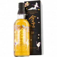 Whisky Malt Kurayoshi 18 ani 50 % - 700 ml