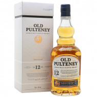 Whisky Old Pulteney 12 ani 700 ml
