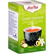 Ceai ecologic verde cu iasomie Yogi tea 17 pliculete a cate 1.8g