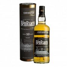 Benriach Curiositas Peated Style 10 yo, 46%, 0.7l