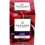 Ceai de visine Taylors of Harrogate 20 pliculete a cate 2.5g
