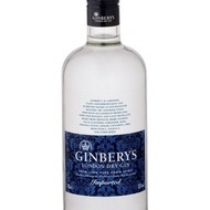 Ginbery's London Dry Gin - 700 ml