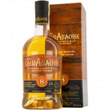 Glenallachie 8 yo - 48 % koval rye quarter cask wood finish - 700 ml