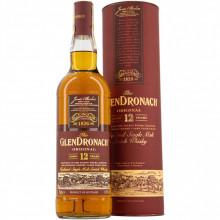 Glendronach 12 YO, Single Malt, 43%, 0.7L