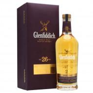 Whisky Glenfiddich 26 ani, 700 ml