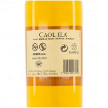 Caol Ila 18 yo Unpeated Bottle back