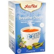 Ceai respiratie profunda bio Yogi tea 17 pliculete a cate 1.8g