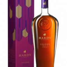 Cognac Hardy Legend 700 ml