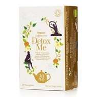 English Tea Shop - Ceai BIO asiatic ayurvedic 100% wellness/spa range - Detox me - 30g / produs in Sri Lanka
