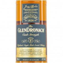 Glendronach batch 8 bottle front