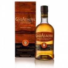 Single Malt Whisky Glenallachie 9 ani - 48 % rye wood finish - 700 ml