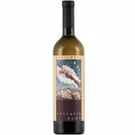 Vin alb Basilescu Ingeri din Micul Paris Feteasca Alba 750 ml