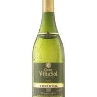 Vin alb sec Torres Gran Vina Sol Chardonnay, Parellada