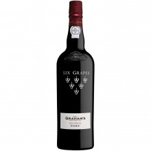 Vin Graham'S Six Grapes Reserve, 20%, 750 ml