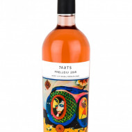Vin rose sec 7 Arts Preludiu 2018 750 ml