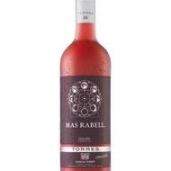 Vin rose sec Torres Mas Rabell Rose Cariñena, Syrah, Tempranillo