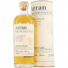 Whisky Arran Quarter Cask, cutie cadou 56,2%, 700 ml