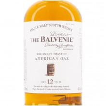 The Balvenie Sweet Toast of American Oak, 12 yo Bottle Front