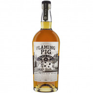 Whisky Flaming Pig 700 ml