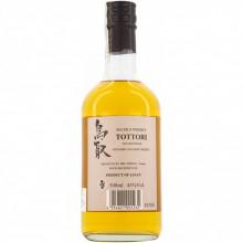 Tottori blended back label