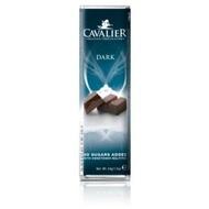 CAVALIER - Baton ciocolata neagra, fara zahar adaugat - 44g / produs in Belgia
