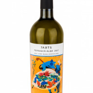 Vin alb sec 7 Arts Feteasca Alba 2017 750 ml