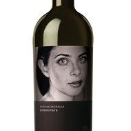 Vin alb sec Minima Moralia Sinceritate - 0.750 l