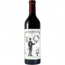 Vin Bon Viveur Cabernet Sauvignon & Merlot, Rosu Sec, 750 ml