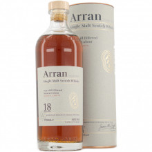 Whisky Arran 18 Ani, 700 ml