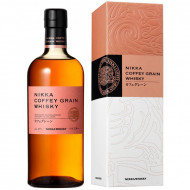 Whisky japonez Nikka Coffey Grain 700 ml