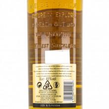 Whisky, Shackleton Blended Malt back large