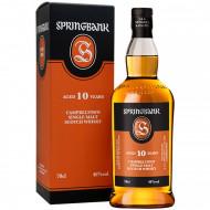 Whisky Springbank 10 ani, 700 ml