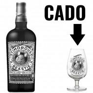 Whisky Timorous Beastie 700 ml cu pahar