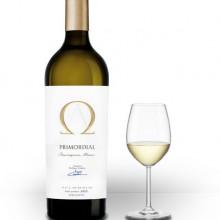 Vin alb sec Domeniul Bogdan Primordial Sauvignon Blanc Organic 750 ml
