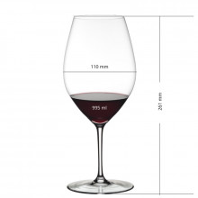 Set 12 pahare vin universal Riedel 001