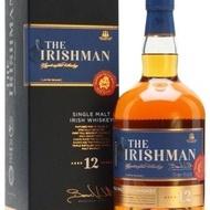 Whiskey irlandez The Irishman 12 Ani 700 ml