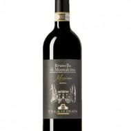 Vin rosu sec Villa Le Prata Brunello di Montalcino Massimo Riserva 2006 14% - 750 ml Caseta 3 Sticle
