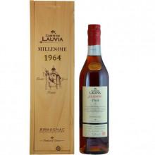 Armagnac Comte de Lauvia 1964 40% 700 ml