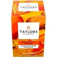 Ceai cu mandarine si ghimbir Taylors of Harrogate 20 pliculete a cate 2.5g